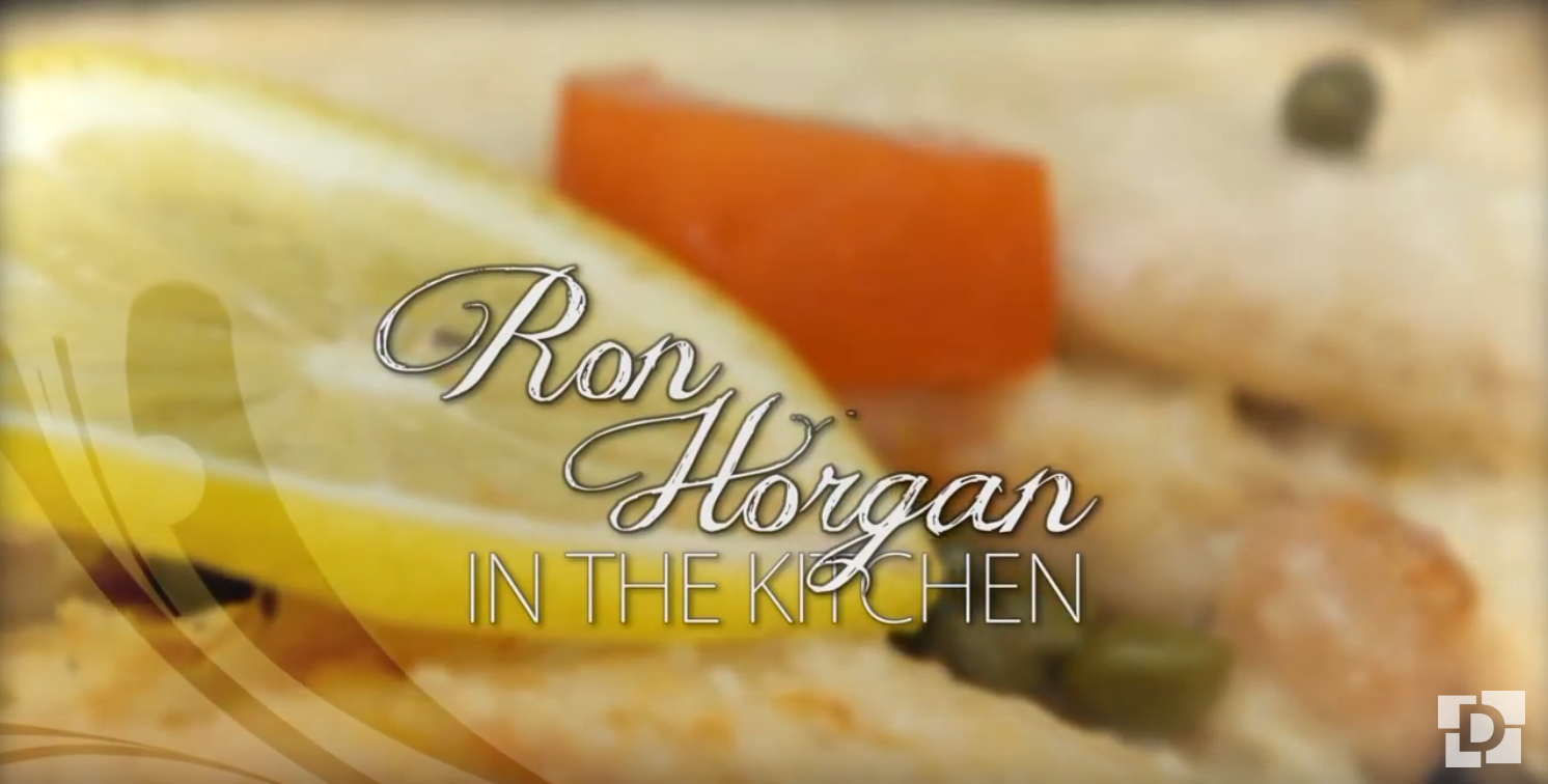 In The Kitchen with Ron Horgan